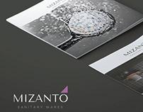 Mizanto Logo Branding