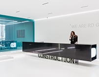 RD Construction office, Moscow