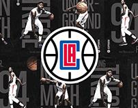 LA Clippers   Wild-Posting
