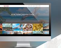 Spat's Splats - Website