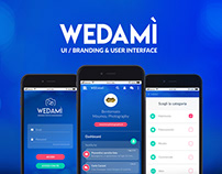 WEDAMÌ | USER INTERFACE DESIGN