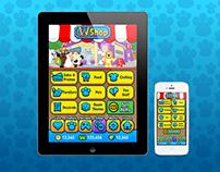Webkinz Pet Care App - WShop & Pet Adoption Screens