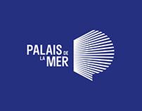 Palais de la Mer - Branding