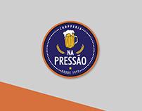 Rebranding - Na Pressão Chopperia