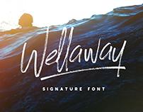 Wellaway Script Font