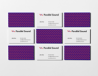Parallel Sound Visual Identity