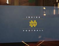 Inside Notre Dame Football 2015 Rebrand