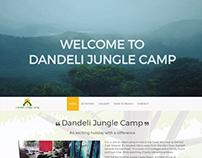 Dandeli Jungle Camp - Website
