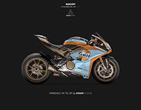 "Ducati Panigale V4 livery ""GL1B"""