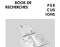 Research Book - percussion