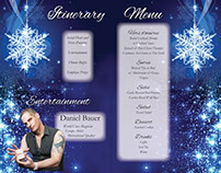 Itinerary, Holiday Party-Inside