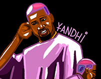 Yandhi Artwork