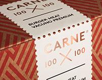 CARNE 100 X 100