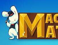 Magical Match 3 - Title Art