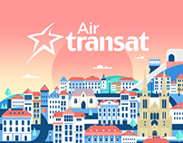 Air Transat - Tarmac