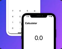 Zero. Calculator