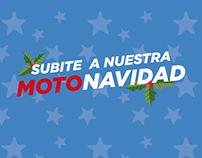 """""""MotoNavidad"""" - Campaña publicitaria."""