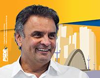 Campanha Aécio Neves Deputado Federal