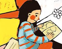 """Concurso Nacional """"Invitemos a leer"""" (cartel). 2018."""