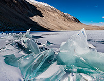 Tales of Frozen Surface, Tso Moriri