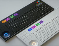Adobe Keyboard