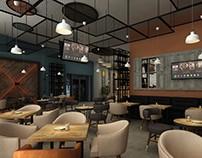 Fitness Center Coffee & Restaurant