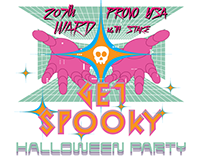 Get Spooky - Event Poster