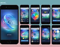 Mobile app | MOVE