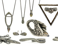 The Talon Collection | Jewelry Design
