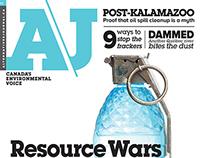 Resource Wars –Cover Design