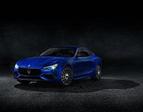 Maserati Ghibli MY18 Launch Campaign