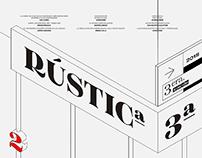 RÚ8STICA (3, 2018)