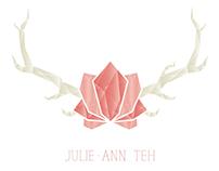 Julie-Ann Teh.