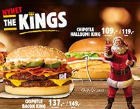 Juleanimasjon for Burger King
