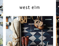 Sustainable Product Line | West Elm