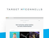 Target McConnells : Advertising agency
