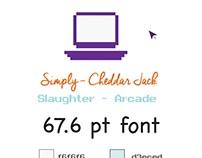 Simply Slaughter Designs Branding (My Freelance)