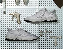 adidas Originals - OZWEEGO TECH