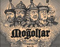 Moğollar Poster