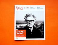 Diario/Journal FICCI   Newspaper Design