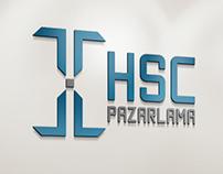 Hsc Pazarlama Logo & Kurumsal Tasarımı