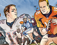 Recent Sports Illustrations