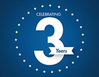 Dawaai's 3rd anniversary