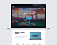 Website UX/UI Design: Pocarr