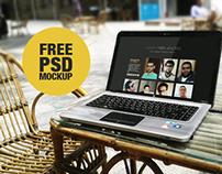 Free PSD Mockup