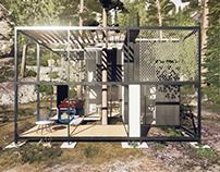 Una Casa: Realidad Virtual + Realidad Aumentada