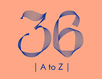 36 days of Type 2015 | A to Z |