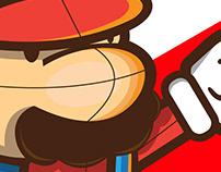 - Mario Bros -