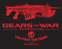 Gears of War Book Cover