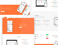 landing pages workers apps